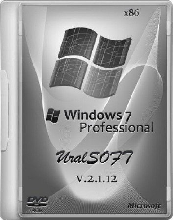 Windows 7 x86 Professional