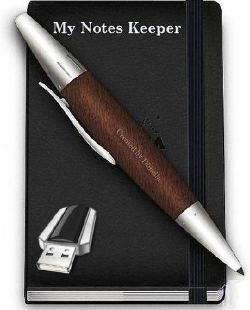 My Notes Keeper 2.7 Beta 20 Build 1324 Portable (ML/RUS)