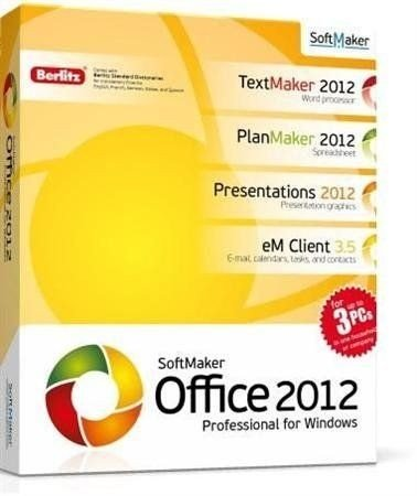 SoftMaker Office Professional 2012 (rev 656) Portable by Boomer
