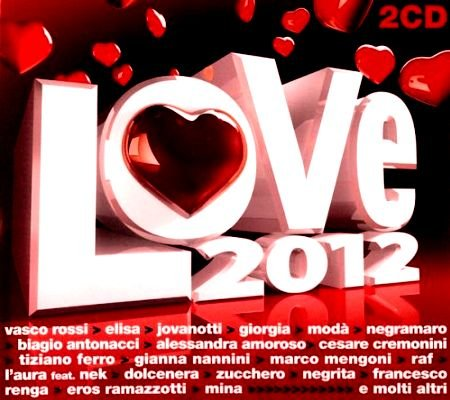 Love 2012 [2CD] (2012) MP3