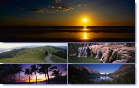 Panoramas wallpapers Pack 3