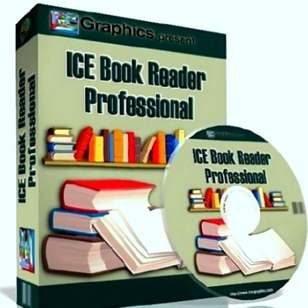ICE Book Reader Professional Full 9.0.8 Portable (ML/RUS)