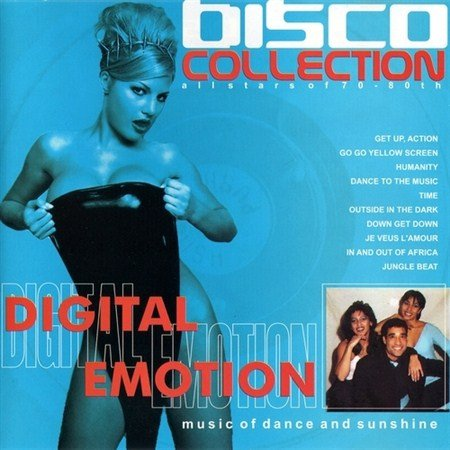 Digital Emotion - Disco Collection (2002)