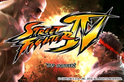 Street Fighter IV HD (2011/Android 2.1+)
