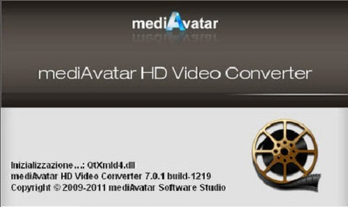 mediAvatar HD Video Converter 7.0.1.1219 + patch