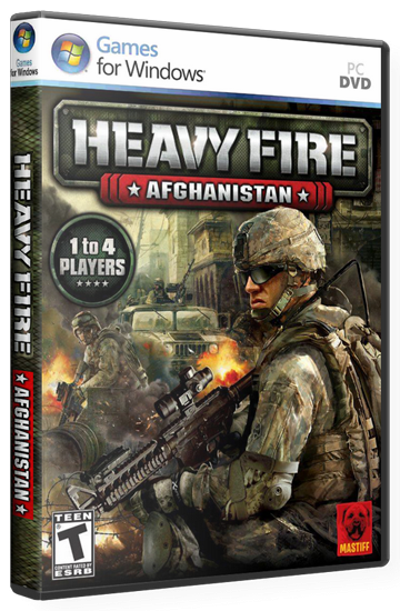 Heavy Fire Afghanistan (2011/ ENG/PC/L)
