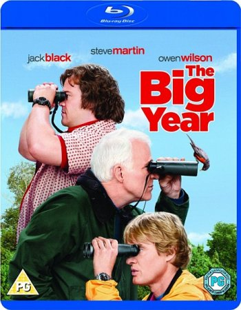 Большой год / The Big Year [EXTENDED] (2011) HDRip