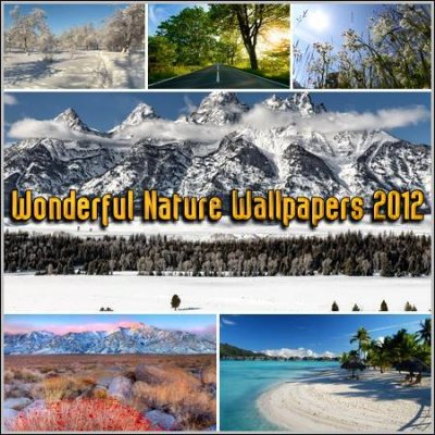 Wonderful Nature Wallpapers 2012
