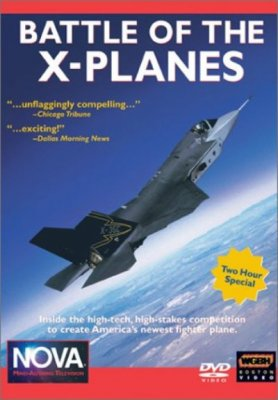 Битва за самолет X / Battle of the X-Planes (2003) TVRip