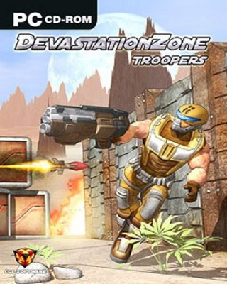 Devastation Zone Troopers (2006/PC/Eng/Portable)