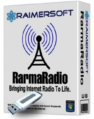 RarmaRadio 2.67 Portable (ML/RUS)