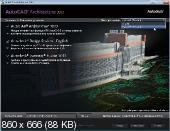 Autodesk AutoCAD Architecture SP1 03.2012 x86/x64 (English/Русский) Updated