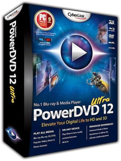 CyberLink PowerDVD 12.0.1312.54 Ultra