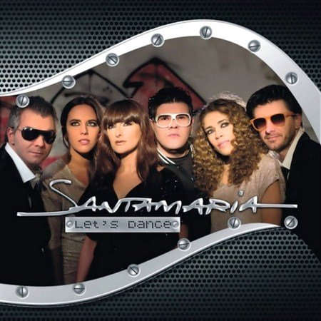 Santamaria – Let's Dance (2012)
