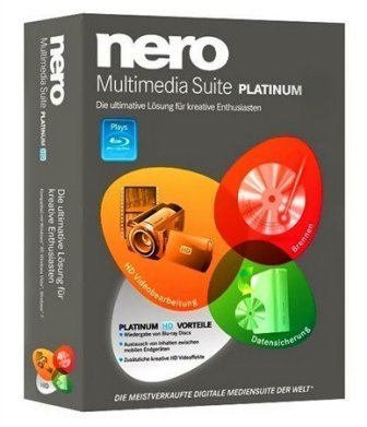 Nero Multimedia Suite Platinum 11.2.00400 (ML/RUS)
