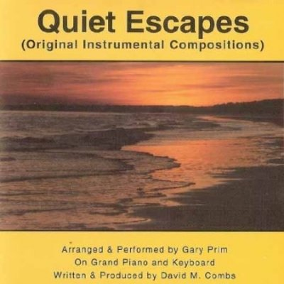 Gary Prim - Quiet Escapes (1994)