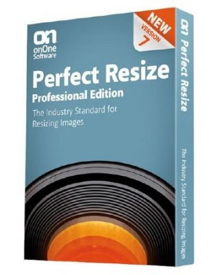 OnOne Perfect Resize 7.0.6 Pro Edition Portable