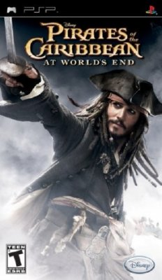 Pirates of the Caribbean. At World's End (2008/RUS/PSP)