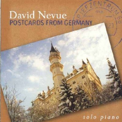 David Nevue - Postcards From Germany (2001)