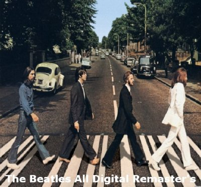 The Beatles [1962-1988] All Digital Remaster's (2009-2011) AAC
