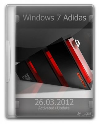 Windows 7 Adidas SP1 x86 Rus By Igor 2012
