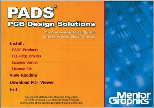 Mentor Graphics Pads 9.4.1 (x32/x64)