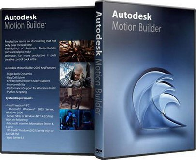 Autodesk Motionbuilder 2013 + Crack with Installation Notes