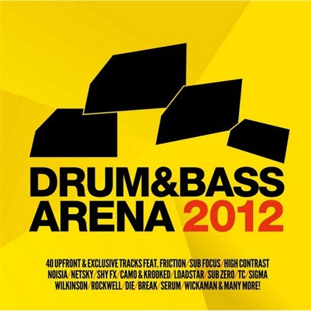 VA - Drum & Bass Arena (2012)