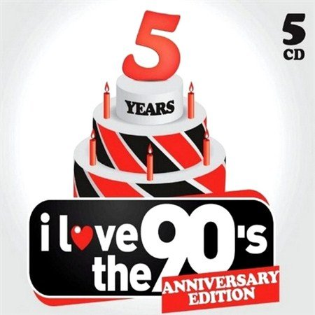 5 Years I Love The 90s (Anniversary Edition) (2012)