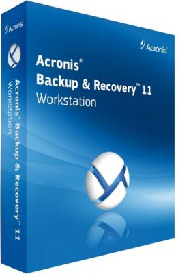 Acronis Backup & Recovery 11.0.17318 Workstation with Universal Restore (Официальная русская версия!)