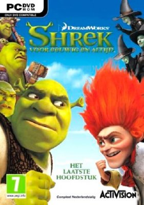 Шрек 2 / Shrek 2: The Game (2004/PC/RUS/Original)
