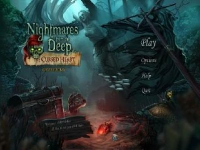 Nightmares from the Deep The Cursed Heart (2012/Beta/ENG/PC)