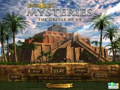 Jewel Quest Mysteries 4 The Oracle of Ur Collector's Edition (2012/ENG/PC)