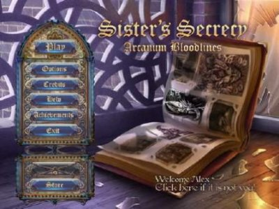 Sister's Secrecy Arcanum Bloodlines (2012/RUS/Beta)