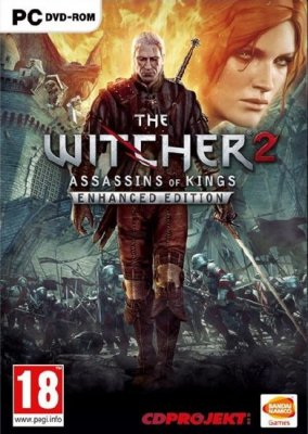 The Witcher 2: Assassins of Kings. Enhanced Edition (2012/RUS/Repack by R. G. Catalyst)