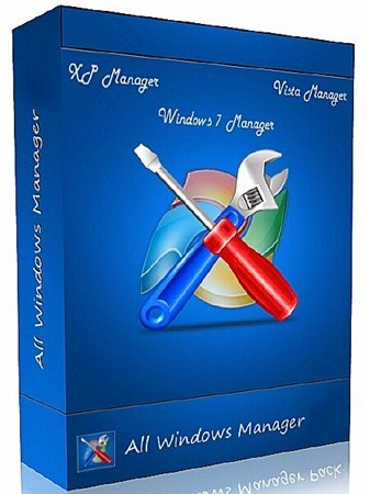 Windows 7 Manager 4.0.5 Final Portable