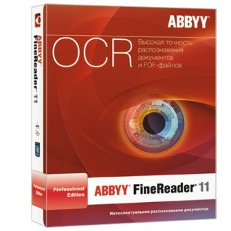 ABBYY FineReader 11 Pro Rus + Crack (2012)