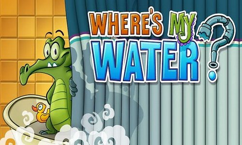 Where's My Water? v1.6.0 Unlocked (Android 2.2+)