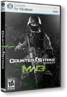 Counter Strike: Source - Modern Warfare 3 (2012/Rus/PC/RePack  Wh40k clan)