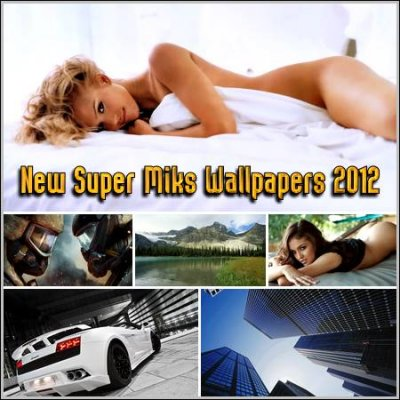 New Super Miks Wallpapers 2012