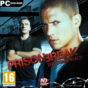 Побег. Теория заговора / Prison Break: The Conspiracy (2010/RUS/RePack)