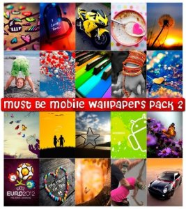 Must Be Mobile Wallpapers Pack №2
