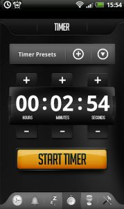Alarm Clock Ultra 2.1 (Android 2.1+)