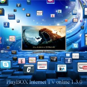 PlayBOX Internet TV online 1.3.0