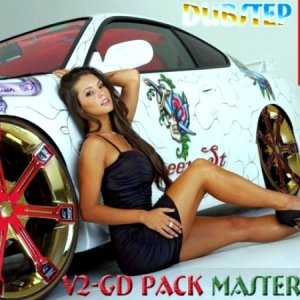 VA - V2-GD Pack Master (2012)