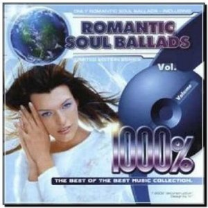 1000% Best Romantic soul Ballads (2012)