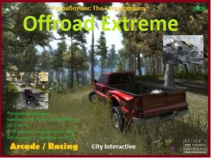 Offroad Extreme (2008/Eng/Rus)