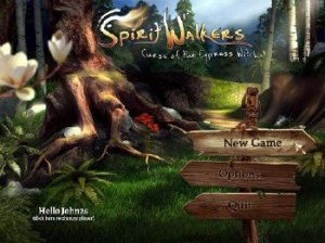 Spirit Walkers: Curse of the Cypress Witch (2012/Eng)