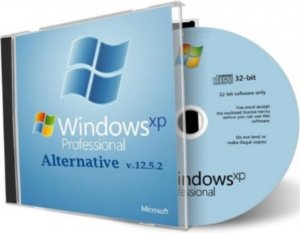 Windows XP Alternative v.12.5.2 (Май 2012)
