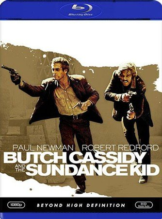 Буч Кэссиди и Сандэнс Кид / Butch Cassidy and the Sundance Kid (1969 / BDRip)